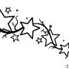 How to Draw Stars Tattoo #2, Tattoo Designs