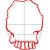 How to Draw Scary Skull, Tattoo Skulls