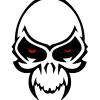How to Draw Vampire Skull, Tattoo Skulls