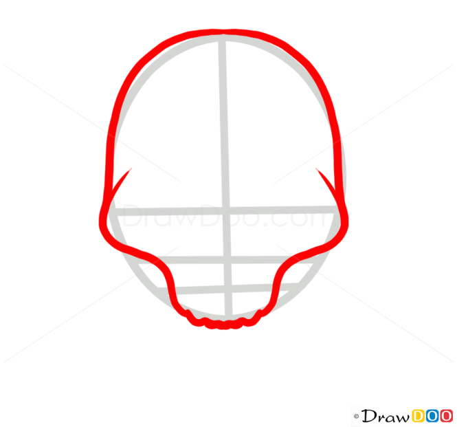 How to Draw Pirate Flag, Skull, Tattoo Skulls
