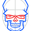 How to Draw Frankenstein  Skull, Tattoo Skulls