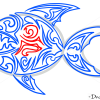 How to Draw Fish, Tribal Tattoos