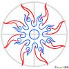 How to Draw Tribal Tattoo #5, Tribal Tattoos