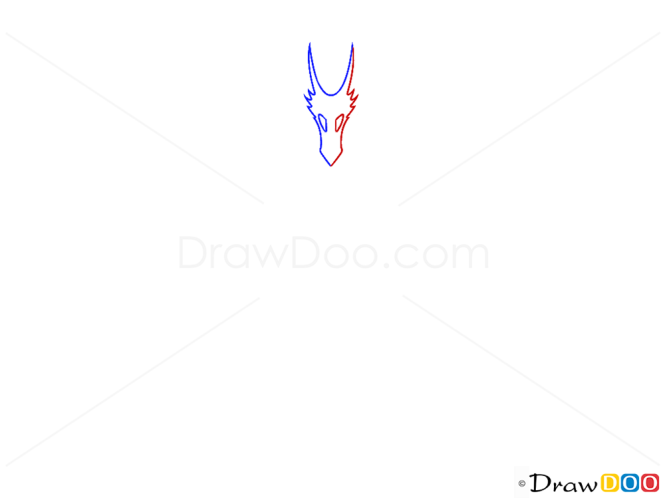 How to Draw Flying Dragon, Tribal Tattoos