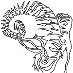 How to Draw Goat, Tribal Tattoos
