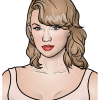 How to Draw Taylor Swift, Taylor Swift