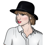 How to Draw Taylor 4, Taylor Swift