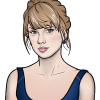 How to Draw Taylor 5, Taylor Swift