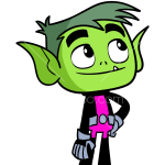 How to Draw Beastboy 1, Teen Titans