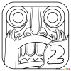 How to Draw Icon, Temple Run