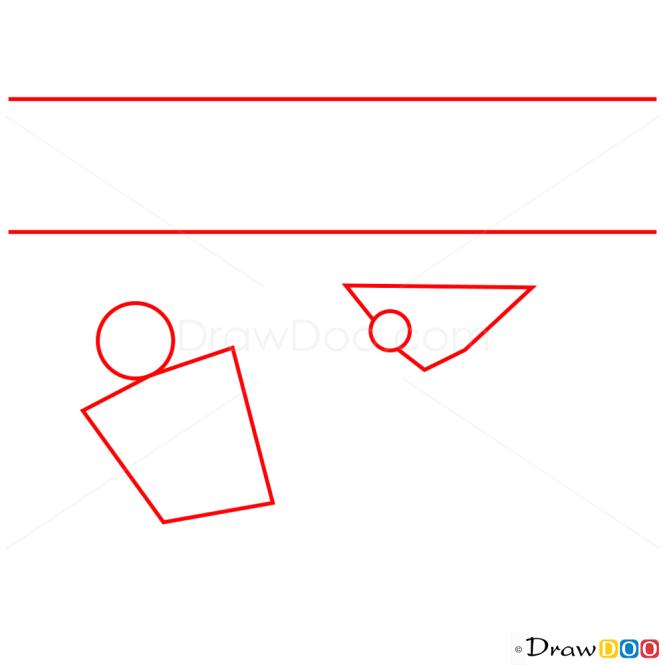 How to Draw Temple Run, Temple Run