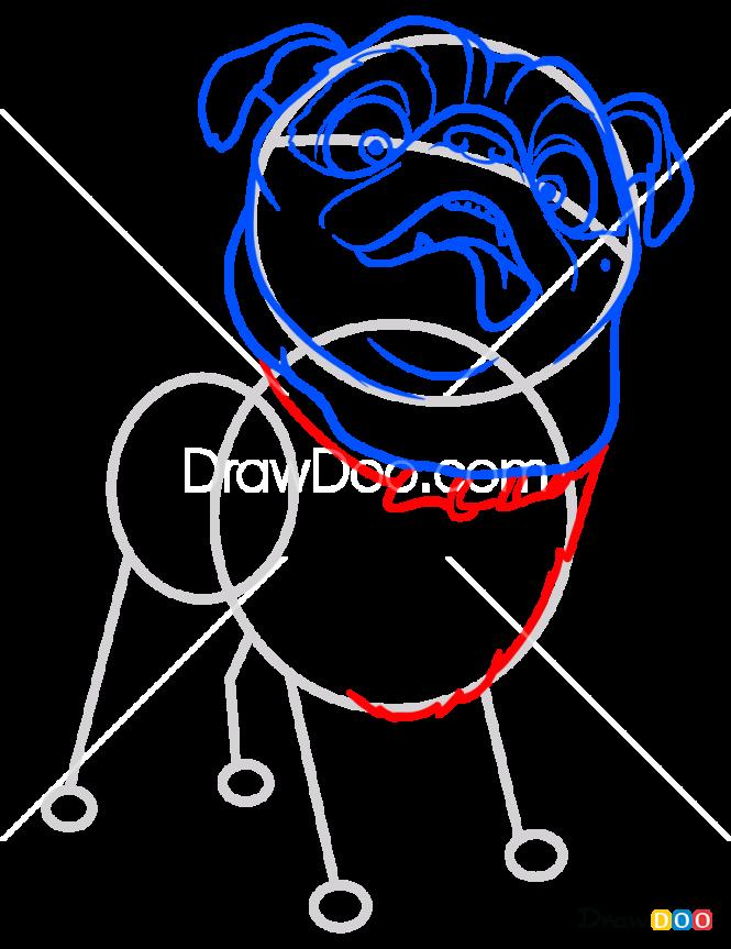 How to Draw Precious, The Nut Job 2