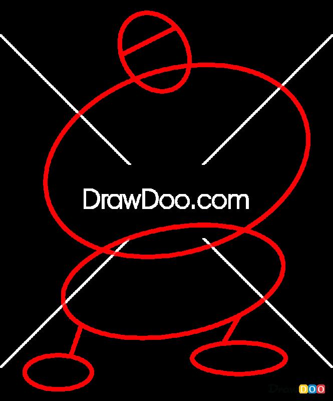 How to Draw Mole, The Nut Job 2