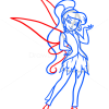 How to Draw Vidia, Tinker Bell