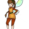 How to Draw Fawn, Tinker Bell