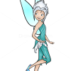 How to Draw Periwinkle, Tinker Bell