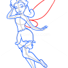How to Draw Rosetta, Tinker Bell