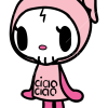 How to Draw Ciao Ciao, Tokidoki