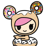 How to Draw Donutello, Tokidoki