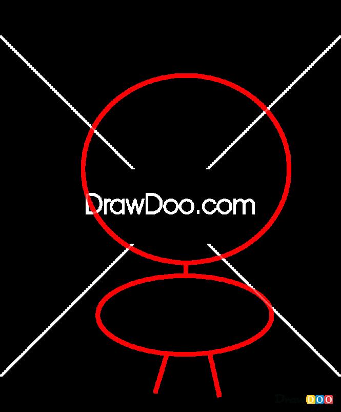 How to Draw Donutello, Tokidoki