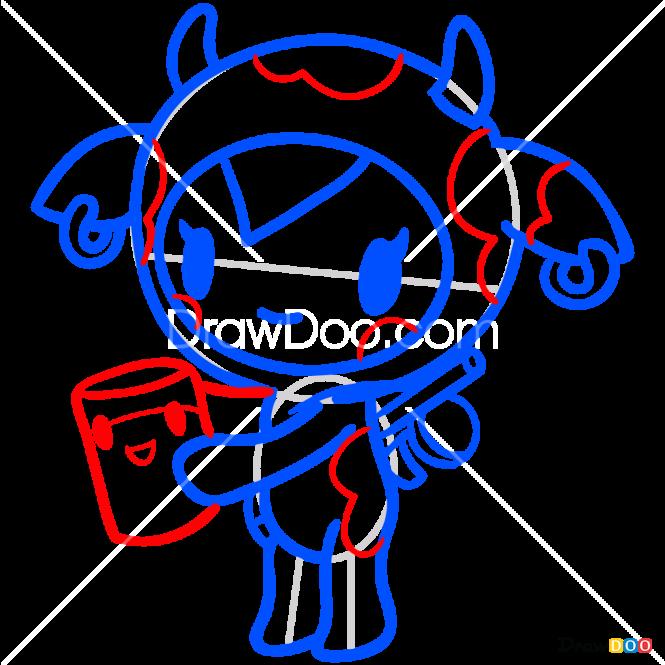 How to Draw Mozzarella, Tokidoki