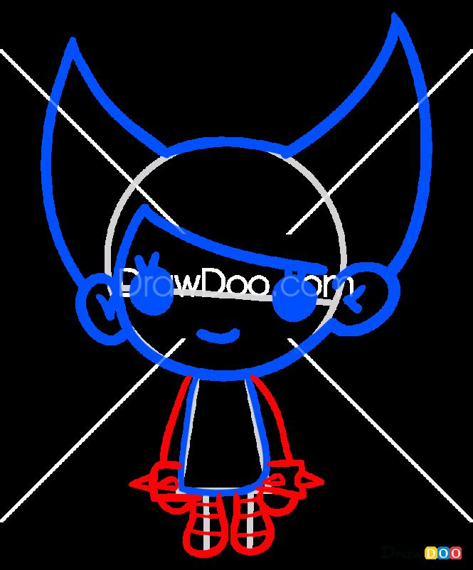 How to Draw Nancy, Tokidoki
