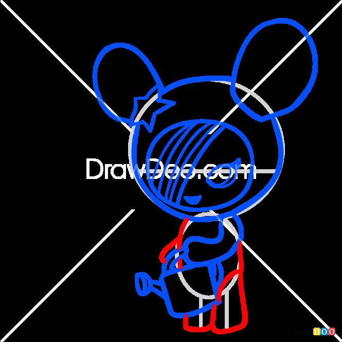 How to Draw Sandy, Tokidoki