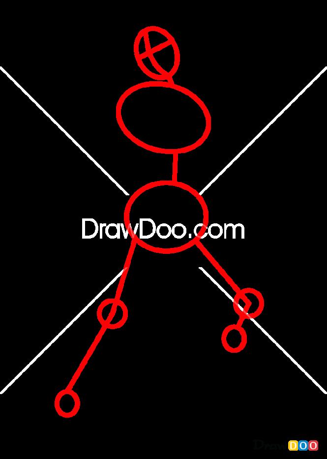 How to Draw Kaneki Ken, Tokyo Ghoul