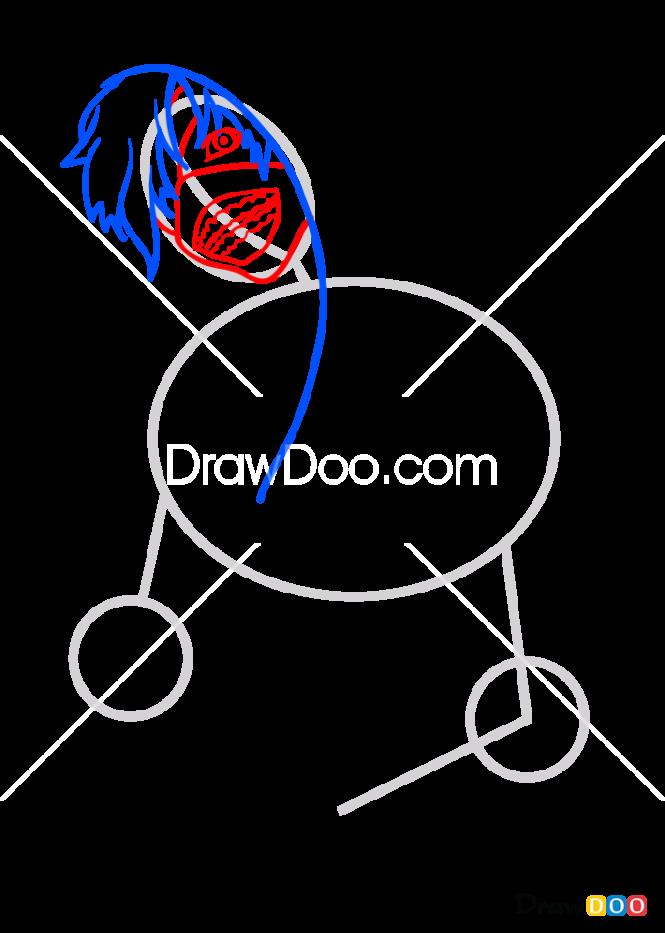 How to Draw Kaneki, Tokyo Ghoul