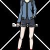 How to Draw Touka Kirishima, Tokyo Ghoul