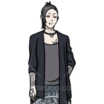 How to Draw Uta, Tokyo Ghoul