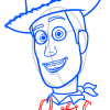 How to Draw Woody, Toy Story