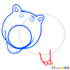 How to Draw Hamm, Toy Story