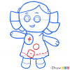 How to Draw Dolly, Toy Story