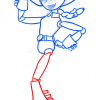 How to Draw Jessie, Toy Story