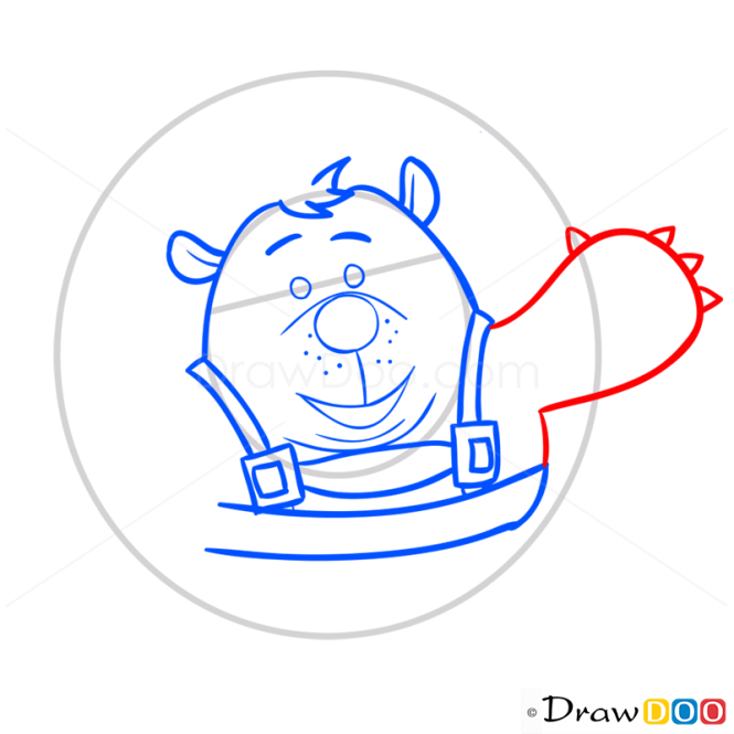 How to Draw Mr. Pricklepants, Toy Story