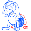 How to Draw Slinky Dog, Toy Story