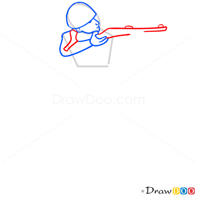 How to Draw Toy Soldier, Toy Story