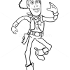 How to Draw Sheriff Woody, Toy Story