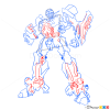 How to Draw Bumblebee, Transformers