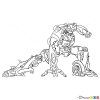 How to Draw Jazz, Transformers