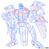 How to Draw Soundwave, Transformers