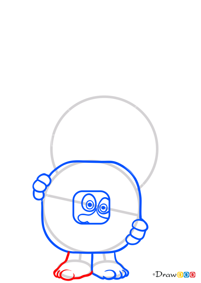 How to Draw Troll, Trolls