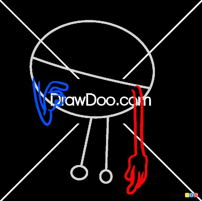 How to Draw Cloud Guy, Trolls