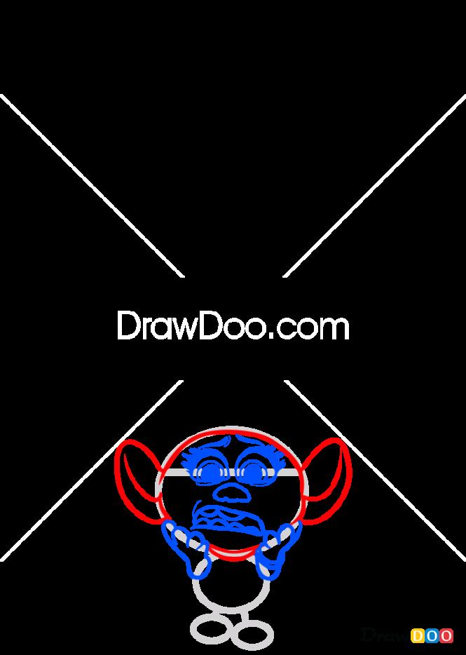 How to Draw Little Troll, Trolls