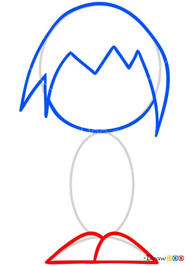 How to Draw Frisk, Undertale