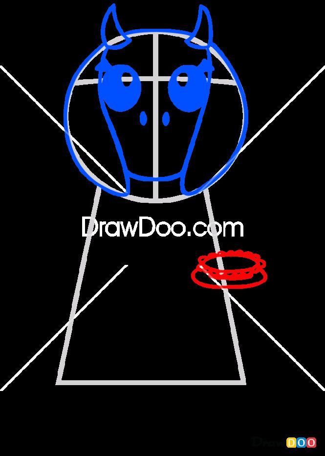 How to Draw Toriel, Undertale