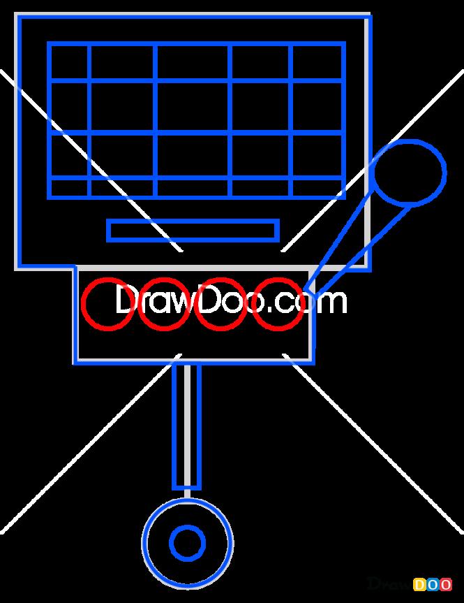 How to Draw Mettaton, Undertale