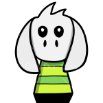How to Draw Asriel, Undertale