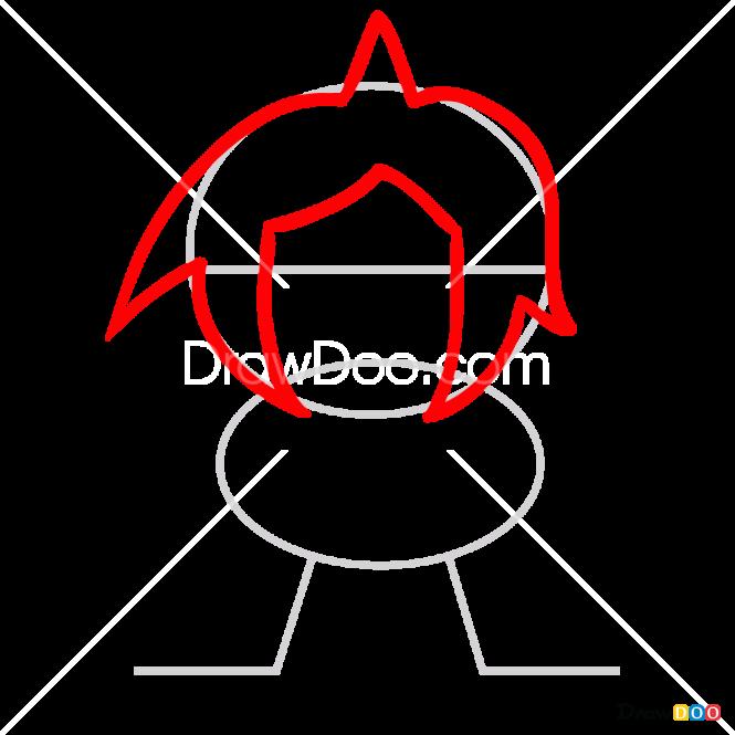 How to Draw Tem, Undertale